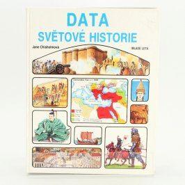 Kniha Data světové historie Jane Chisholmová