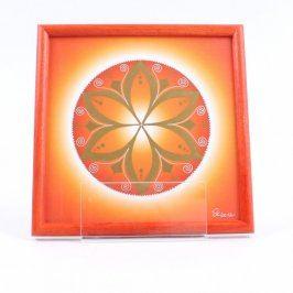 Léčivá mandala Energetický zářič pro 2.čakru