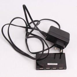 USB 2.0 HUB Belkin F4U018-BLK černý