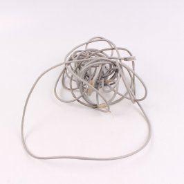 UTP kabel CAT6 RJ45 šedý délka 1000 cm