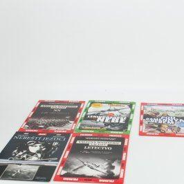 Mix BluRay, DVD a VHS 107971
