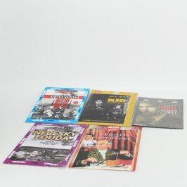 Mix BluRay, DVD a VHS 108163