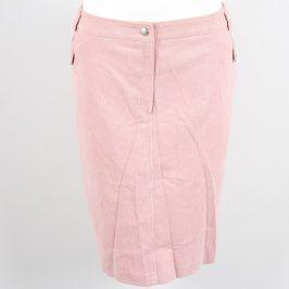 Dámská sukně Mirage odstín růžové