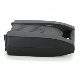 Plastový úložný box Philips černý