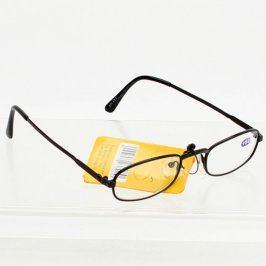 Dioptrické brýle Action černé