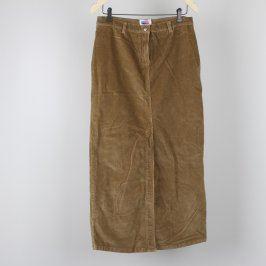 Dámská dlouhá sukně Freeway béžová