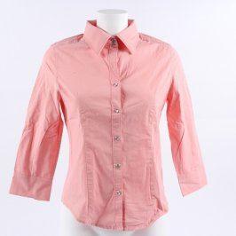 Dámská košile Wigosi světle růžová