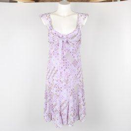 Dámské letní šaty odstín růžové