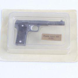 Model pistole španělské výroby Astra 400