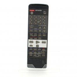 Dálkový ovladač Aiwa k VCR černý