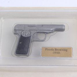 Model pistole Browning 1910