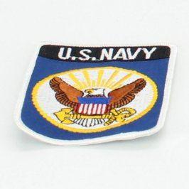 Nášivka na uniformu U.S. Navy textilní