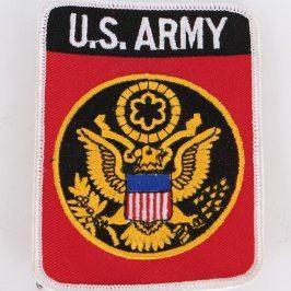Nášivka na uniformu U.S. Army