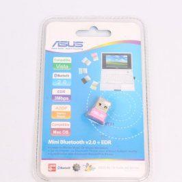 Bluetooth adaptér Asus USB-BT21 růžový