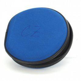Obal na CD/DVD kulatý modrý