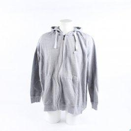 Pánská mikina Montana odstín šedé a stříbrné
