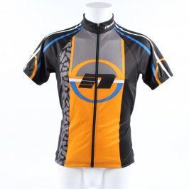 Cyklistický dres Newline multikolor