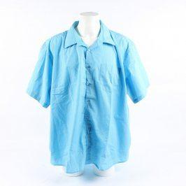 Pánská košile A.M.J. odstín modré