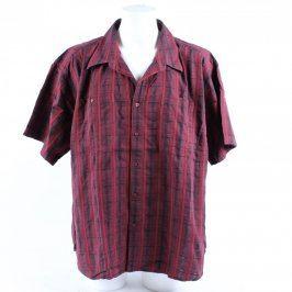 Pánská košile barevná se vzorem Greed