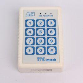 Externí číselná klávesnice TTC Imtech T530
