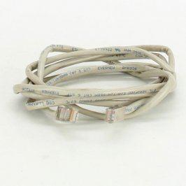 STP kabel Cat5 RJ45 šedý délka 200 cm
