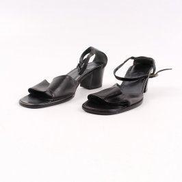 Dámská letní obuv Marks & Spencer černá
