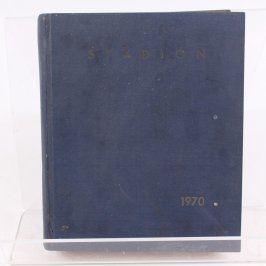 Stadión - rok 1970, ročník 18, čísla 1 - 52