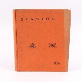 Stadión - rok 1956, ročník 4, čísla 1 - 52