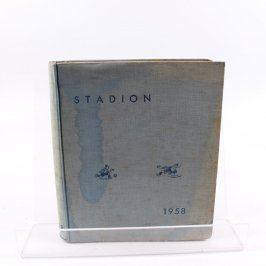Stadión - rok 1958, ročník 6, čísla 1 - 52