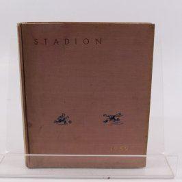 Stadión - rok 1959, ročník 7, čísla 1 - 52