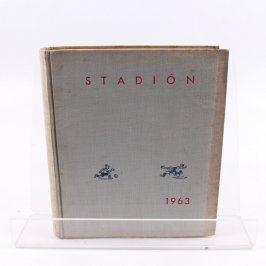 Stadión - rok 1963, ročník 11, čísla 1 - 52