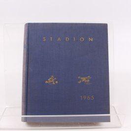 Stadión - rok 1965, ročník 13, čísla 1 - 52