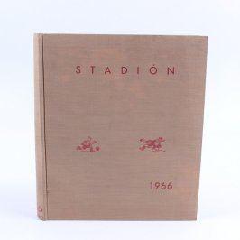 Stadión - rok 1966, ročník 14, čísla 1 - 52