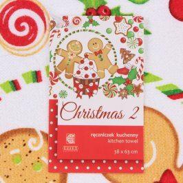 Utěrka Essex Christmas 2