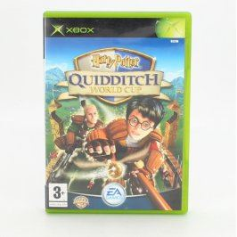 Hra pro XBOX EA Games Quidditch World Cup