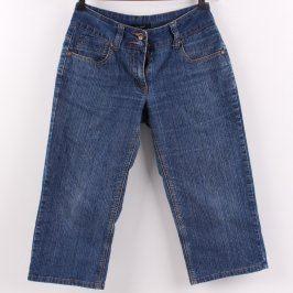 Dámské tříčtvrťáky Dunnes odstín modré