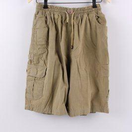 Pánské šortky Santoryo odstín béžové