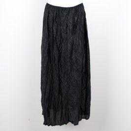 Dámská dlouhá sukně Stretta černá