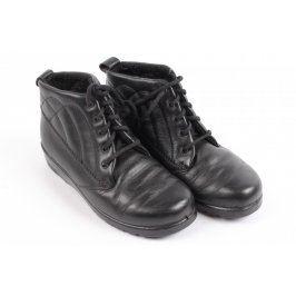 Dámské boty Luft Polster zavazovací