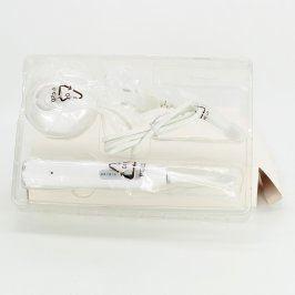 Elektrický zubní kartáček bílý