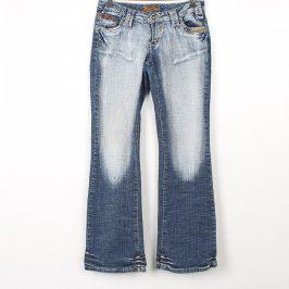 Dámské džíny Miss Vivi odstín modré