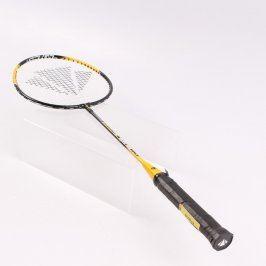 Badmintonová raketa IsoBlade Attack černá