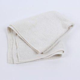 Ručník klasický bílé barvy