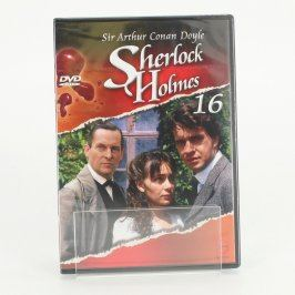 DVD film Sherlock Holmes 16