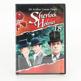 DVD film Sherlock Holmes 18