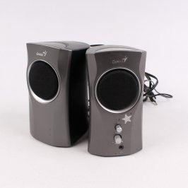 Reproduktory Genius SP-E120 šedé 4 W
