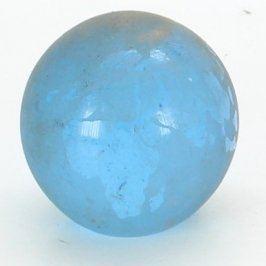 Skleněný glóbus R.O.C. modrý