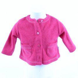 Dětská mikina Marks & Spencer růžová