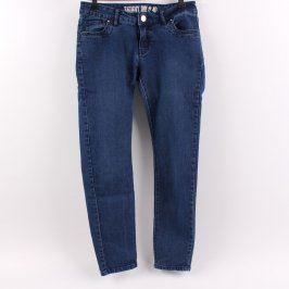 Dámské džíny Gate odstín modré