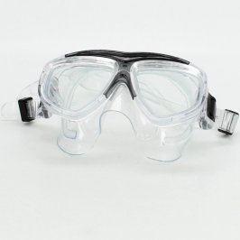 Potápěčské brýle s černou obrubou